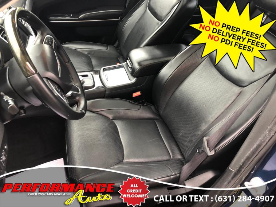 Used Chrysler 300 4dr Sdn 300C AWD 2016 | Performance Auto Inc. Bohemia, New York