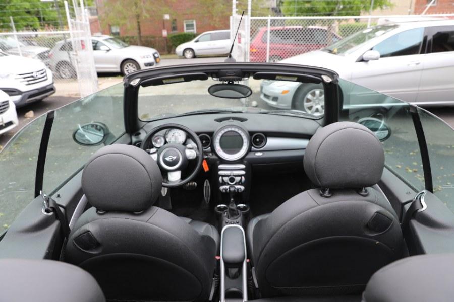 Used MINI Cooper Convertible 2dr S 2009   Advanced Auto Mall. Bronx, New York