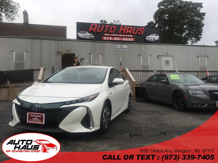 Used 2017 Toyota Prius Prime in Irvington , New Jersey | Auto Haus of Irvington Corp. Irvington , New Jersey