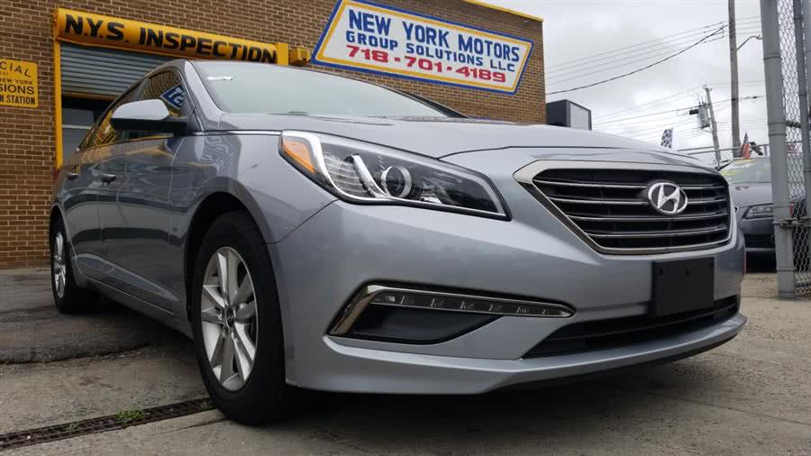 Used 2015 Hyundai Sonata in Bronx, New York | New York Motors Group Solutions LLC. Bronx, New York