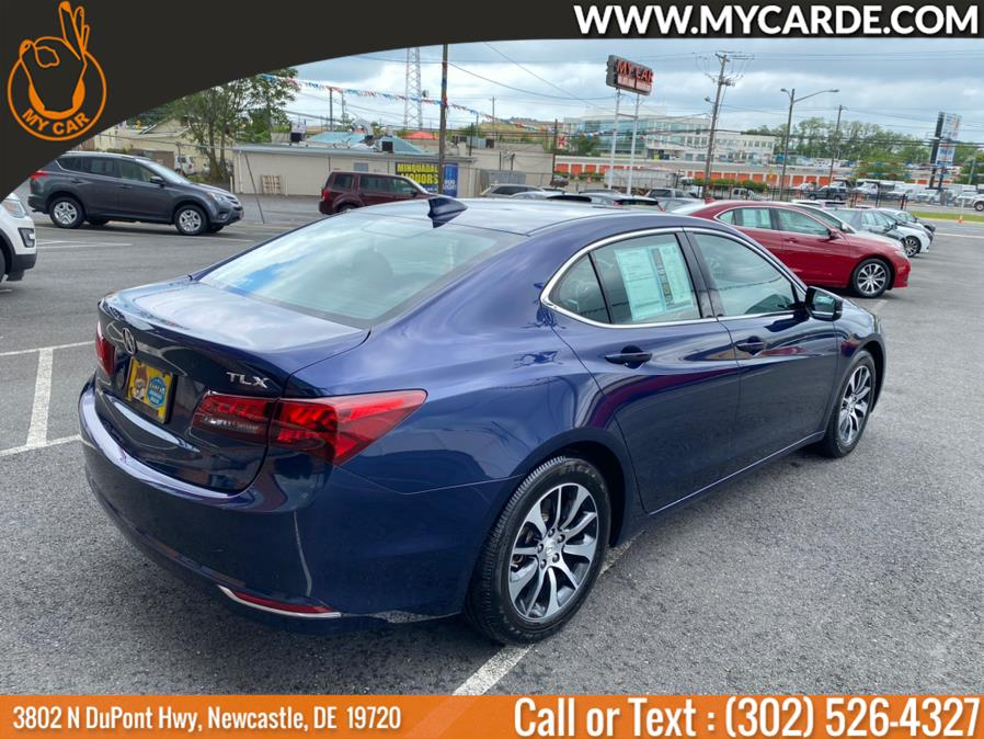 Used Acura TLX FWD 2017 | My Car. Newcastle, Delaware