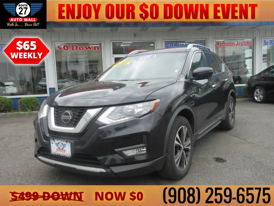 Used 2018 Nissan Rogue in Linden, New Jersey | Route 27 Auto Mall. Linden, New Jersey