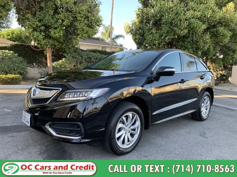 Used 2017 Acura Rdx in Garden Grove, California | OC Cars and Credit. Garden Grove, California
