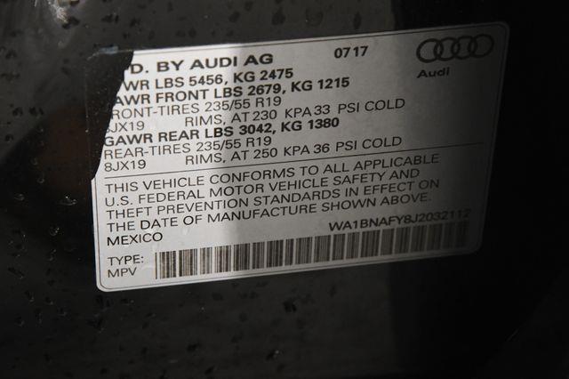 2018 Audi Q5 Premium Plus w/ Virtual Cockpi photo