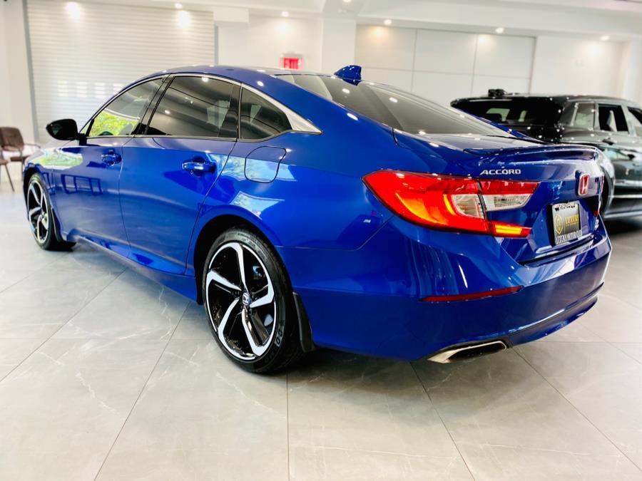 Used Honda Accord Sedan Sport 1.5T CVT 2018 | Luxury Motor Club. Franklin Square, New York