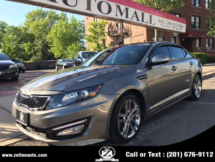Used 2013 Kia Optima in Jersey City, New Jersey | Zettes Auto Mall. Jersey City, New Jersey