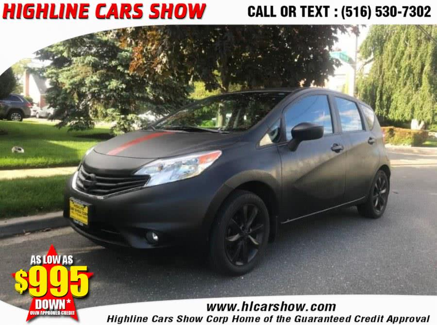 Used 2015 Nissan Versa Note in West Hempstead, New York | Highline Cars Show Corp. West Hempstead, New York