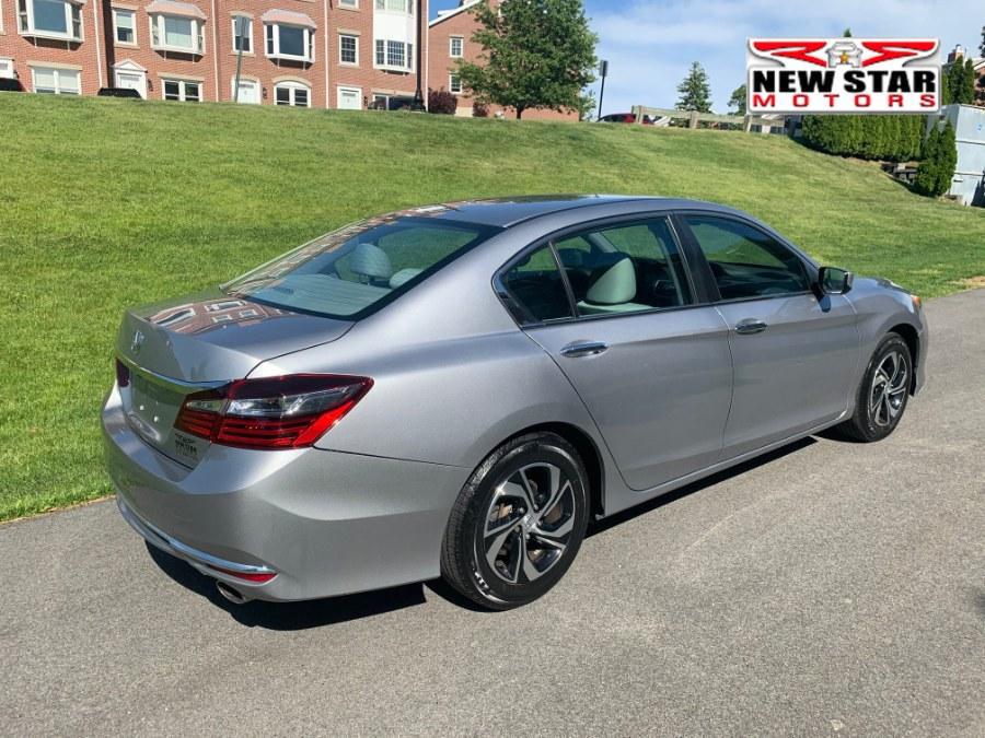 Used Honda Accord Sedan LX CVT w/Honda Sensing 2017 | New Star Motors. Chelsea, Massachusetts