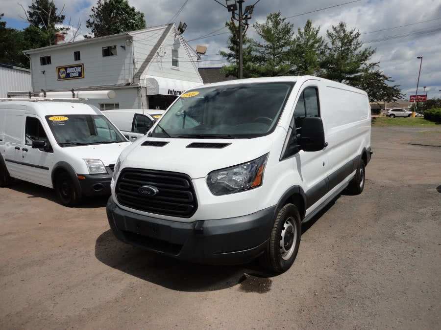 "2016 Ford cargo transit Transit Cargo Van T-350 148"" Low Rf 9500 GVWR Swing-Out RH Dr, available for sale in Berlin, CT"