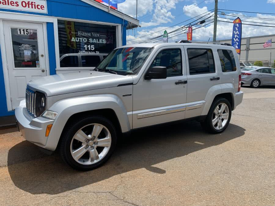 Used Jeep Liberty 4WD 4dr Limited Jet 2012 | Harbor View Auto Sales LLC. Stamford, Connecticut