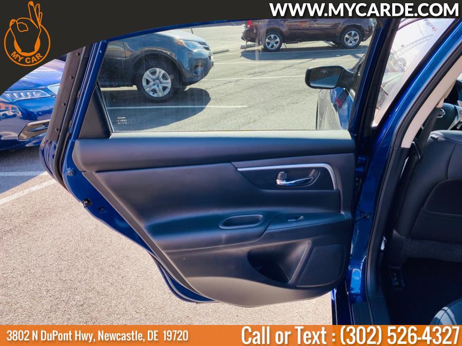 Used Nissan Altima 2.5 SR Sedan 2018 | My Car. Newcastle, Delaware