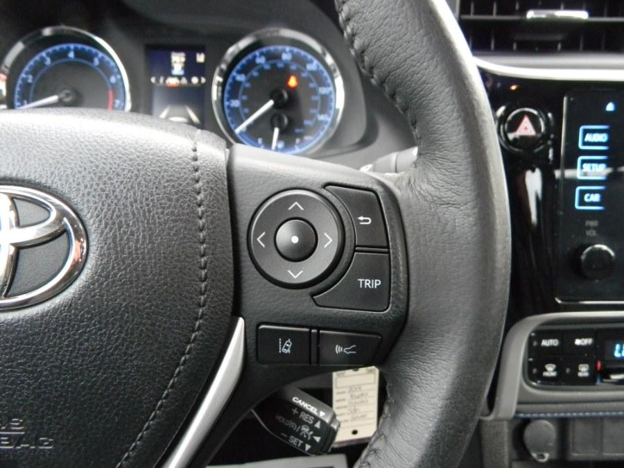 Used Toyota Corolla SE CVT (Natl) 2017 | DZ Automall. Paterson, New Jersey