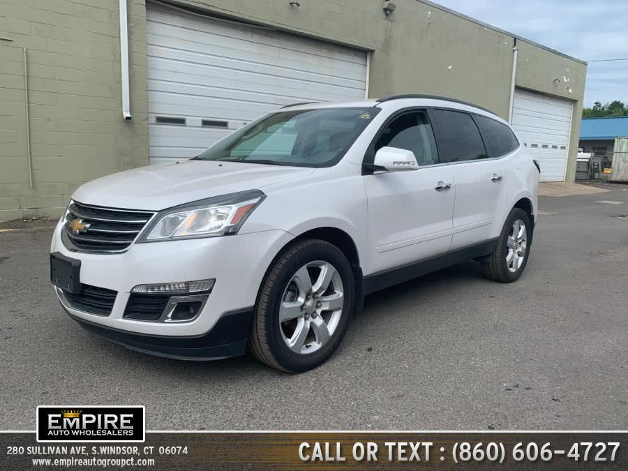 Used Chevrolet Traverse AWD 4dr LT w/1LT 2016 | Empire Auto Wholesalers. S.Windsor, Connecticut