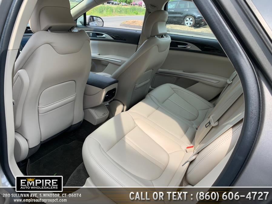 Used Lincoln MKZ 4dr Sdn AWD 2016 | Empire Auto Wholesalers. S.Windsor, Connecticut