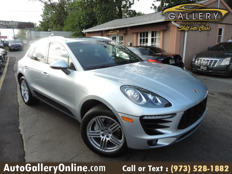Used 2015 Porsche Macan in Lodi, New Jersey | Auto Gallery. Lodi, New Jersey
