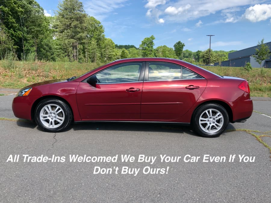 Used 2005 Pontiac G6 in Plainville, Connecticut | Farmington Auto Park LLC. Plainville, Connecticut