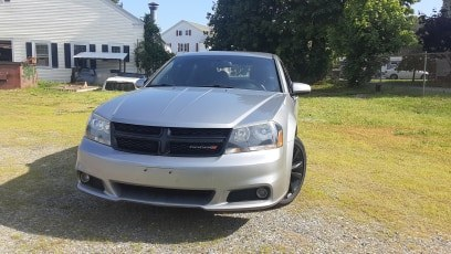 Used Dodge Avenger 4dr Sdn SXT 2013 | Westbrook Auto Sales and Service LLC. Westbrook, Connecticut
