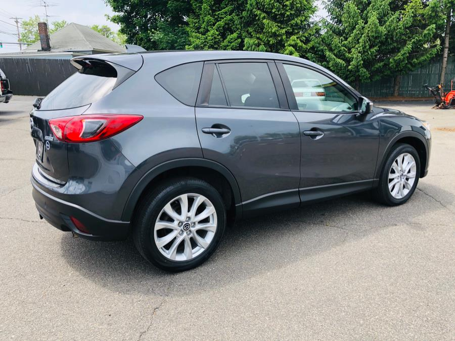 Used Mazda CX-5 AWD 4dr Auto Grand Touring 2015 | Chip's Auto Sales Inc. Milford, Connecticut