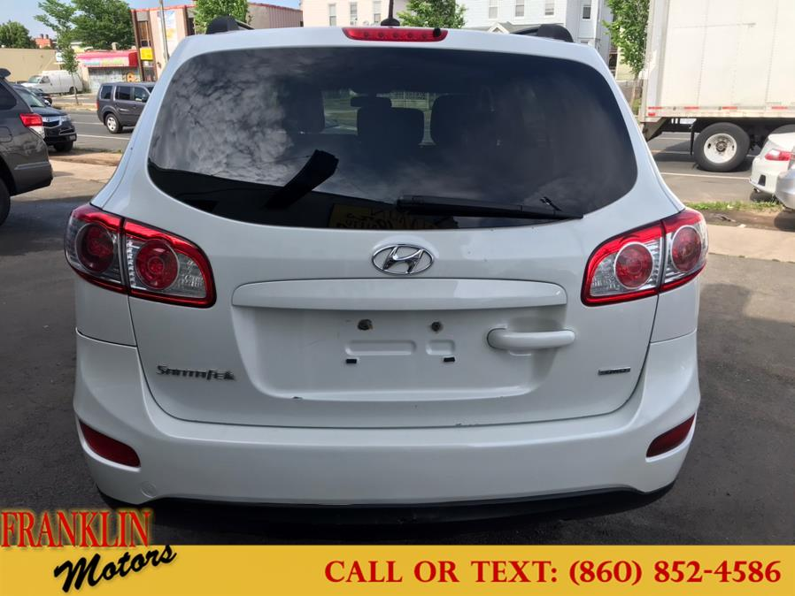 Used Hyundai Santa Fe AWD 4dr I4 GLS 2012 | Franklin Motors Auto Sales LLC. Hartford, Connecticut