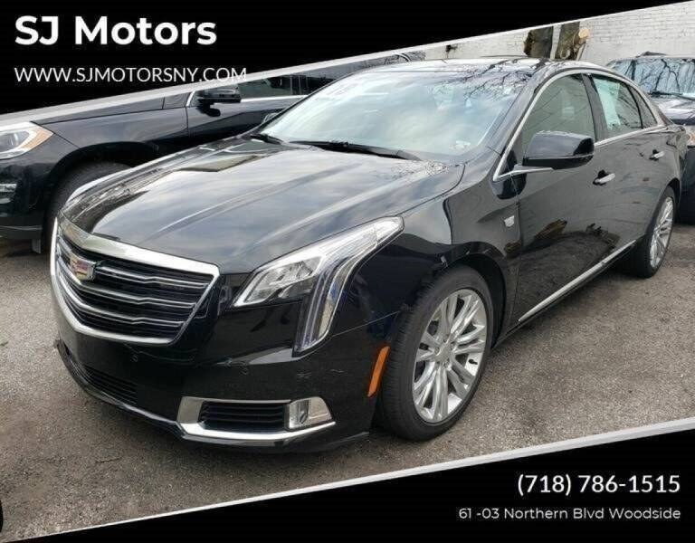 Used Cadillac XTS 4dr Sdn Luxury FWD 2019 | SJ Motors. Woodside, New York