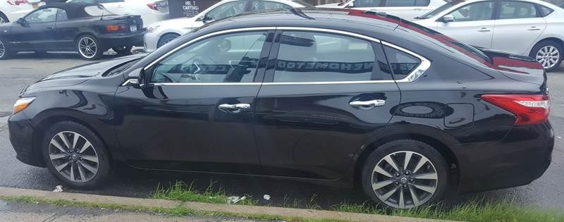 Used Nissan Altima 2.5 SL Sedan 2017   SJ Motors. Woodside, New York