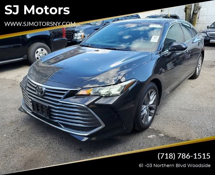 Used Toyota Avalon XLE 4dr Sedan 2019 | SJ Motors. Woodside, New York
