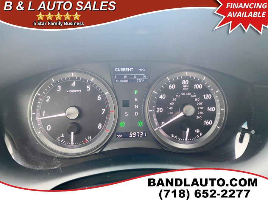 Used Lexus ES 350 4dr Sedan 2008   B & L Auto Sales LLC. Bronx, New York
