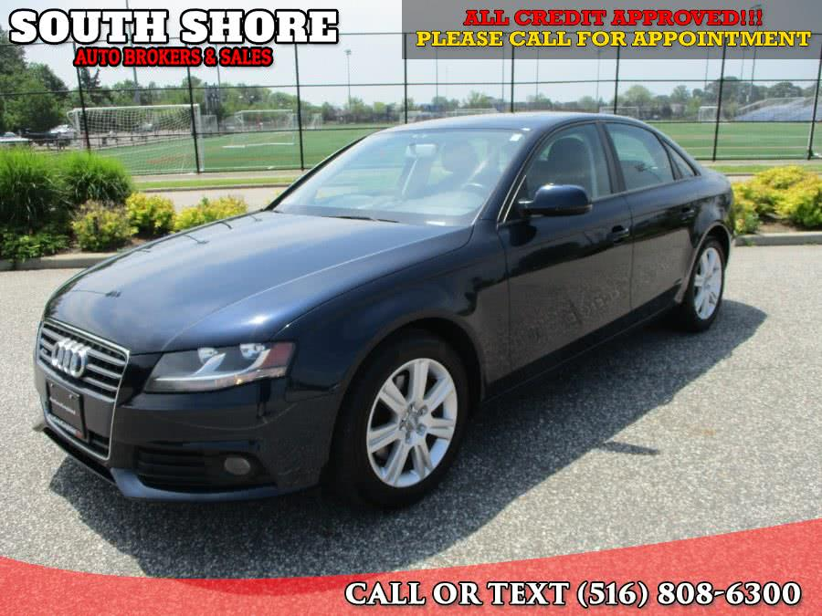 Used 2010 Audi A4 in Massapequa, New York | South Shore Auto Brokers & Sales. Massapequa, New York