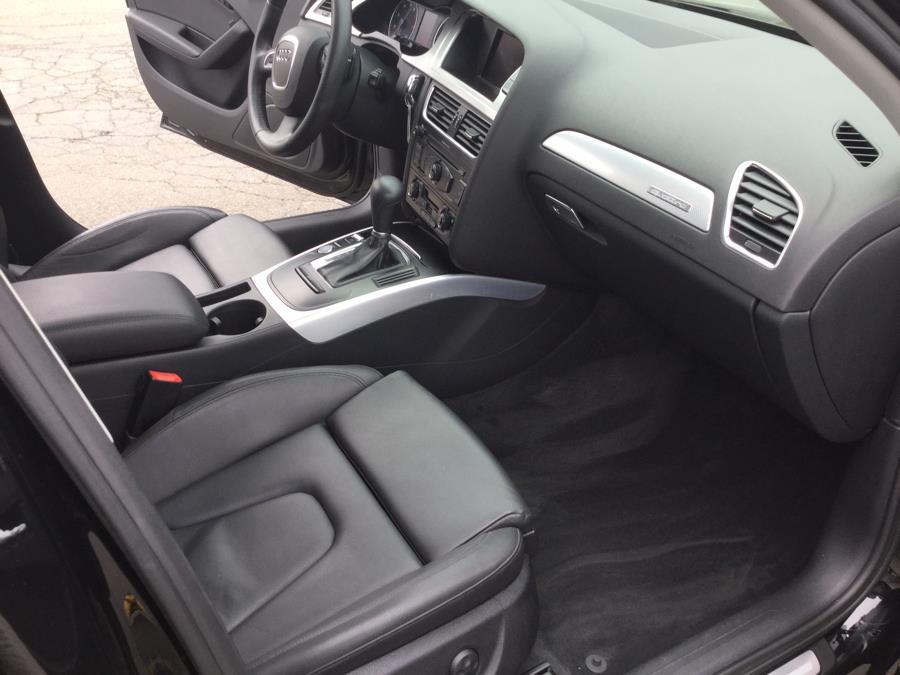 Used Audi A4 4dr Sdn Auto quattro 2.0T Premium Plus 2012   L&S Automotive LLC. Plantsville, Connecticut