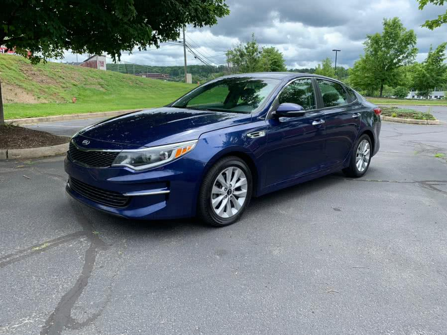 Used 2016 Kia Optima in Waterbury, Connecticut | WT Auto LLC. Waterbury, Connecticut