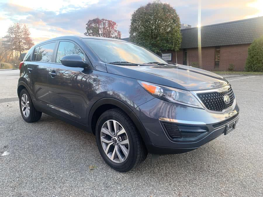 Used 2016 Kia Sportage in Waterbury, Connecticut | WT Auto LLC. Waterbury, Connecticut