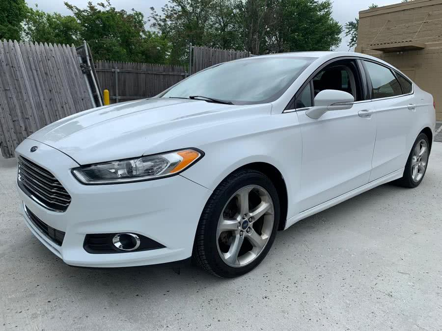Used 2014 Ford Fusion in Waterbury, Connecticut | WT Auto LLC. Waterbury, Connecticut