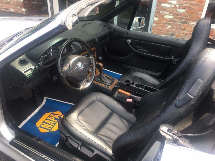 Used BMW Z3-Series Z3 2dr Roadster 2.5i 2001   Riverside Motorcars, LLC. Naugatuck, Connecticut