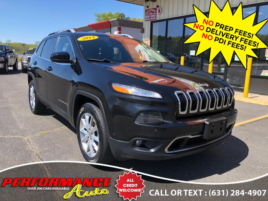 Used 2014 Jeep Cherokee in Bohemia, New York | Performance Auto Inc. Bohemia, New York