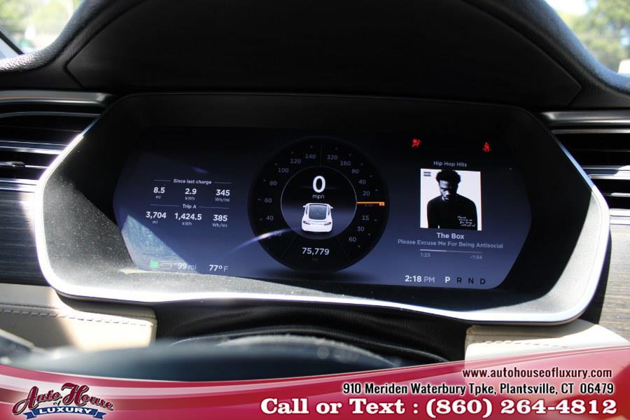 Used Tesla Model S 4dr Sdn P85 2014   Auto House of Luxury. Plantsville, Connecticut