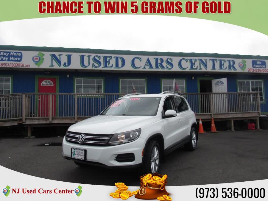 Used 2017 Volkswagen Tiguan in Irvington, New Jersey | NJ Used Cars Center. Irvington, New Jersey