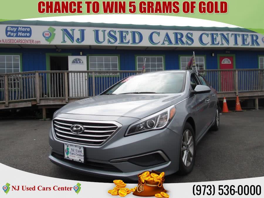 Used 2017 Hyundai Sonata in Irvington, New Jersey   NJ Used Cars Center. Irvington, New Jersey