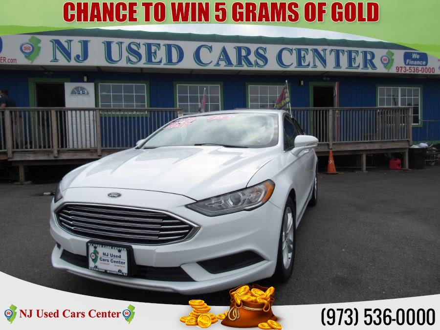 Used 2018 Ford Fusion in Irvington, New Jersey | NJ Used Cars Center. Irvington, New Jersey