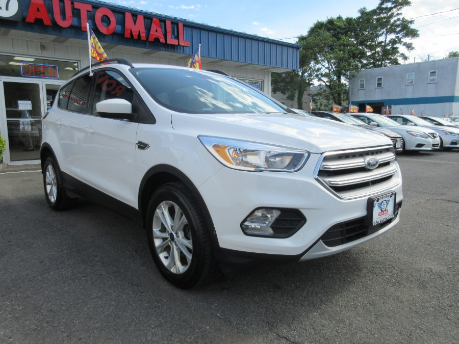 Used Ford Escape SE FWD 2018 | Route 27 Auto Mall. Linden, New Jersey