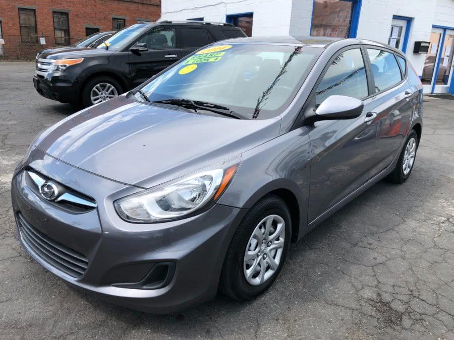 Used Hyundai Accent 5dr HB Auto GS 2014 | Affordable Motors Inc. Bridgeport, Connecticut