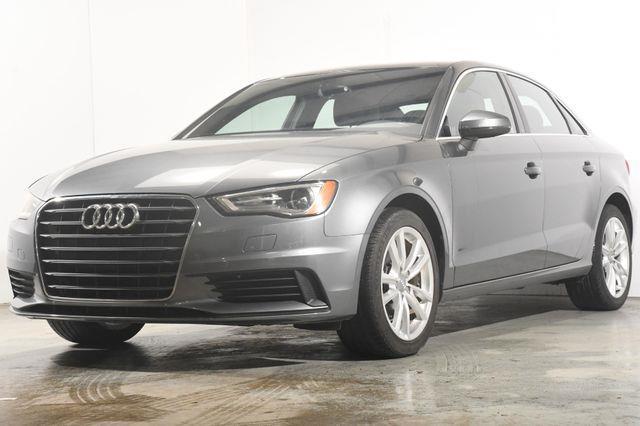 The 2015 Audi A3 SEDAN 2.0 TDI Premium Plus photos
