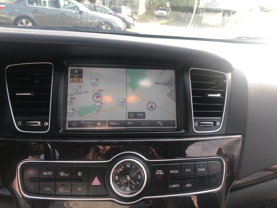 Used Kia Cadenza 4dr Sdn Premium 2014 | Best Auto Sales LLC. Manchester, Connecticut