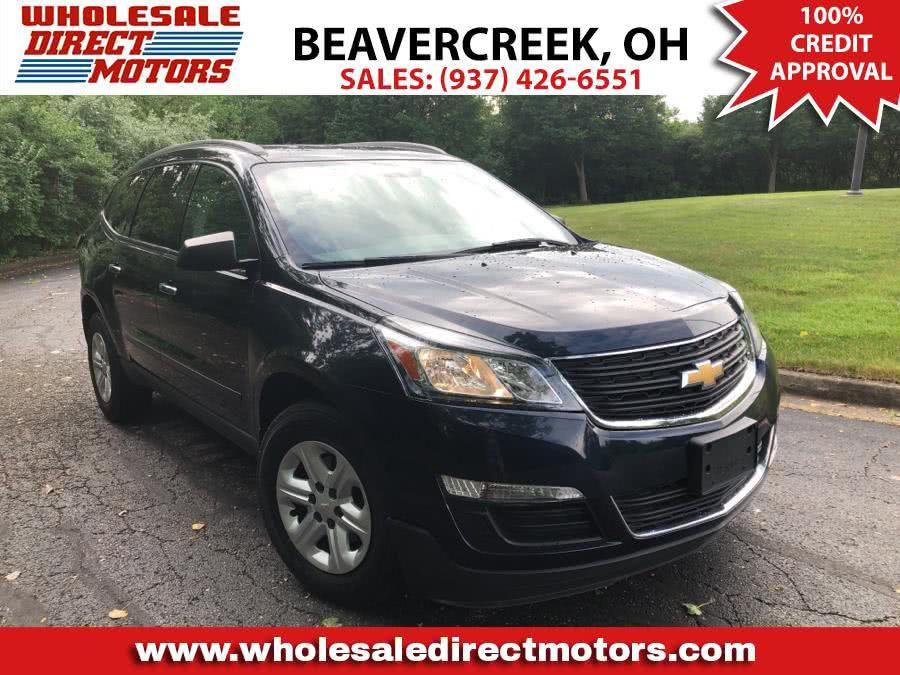 Used 2016 Chevrolet Traverse in Beavercreek, Ohio | Wholesale Direct Motors. Beavercreek, Ohio