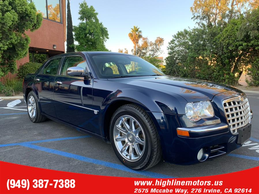 Used Chrysler 300 4dr Sdn 300C *Ltd Avail* 2005   High Line Motors LLC. Irvine, California