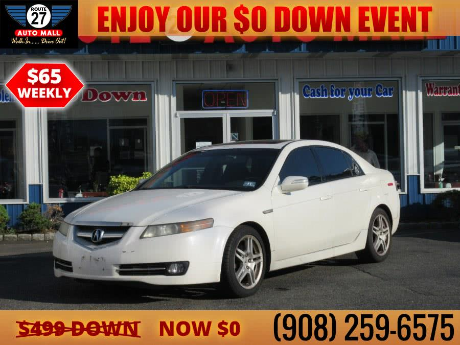 Used 2007 Acura TL in Linden, New Jersey | Route 27 Auto Mall. Linden, New Jersey