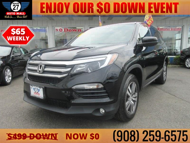 Used 2017 Honda Pilot in Linden, New Jersey | Route 27 Auto Mall. Linden, New Jersey