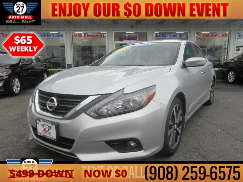 Used 2017 Nissan Altima in Linden, New Jersey | Route 27 Auto Mall. Linden, New Jersey