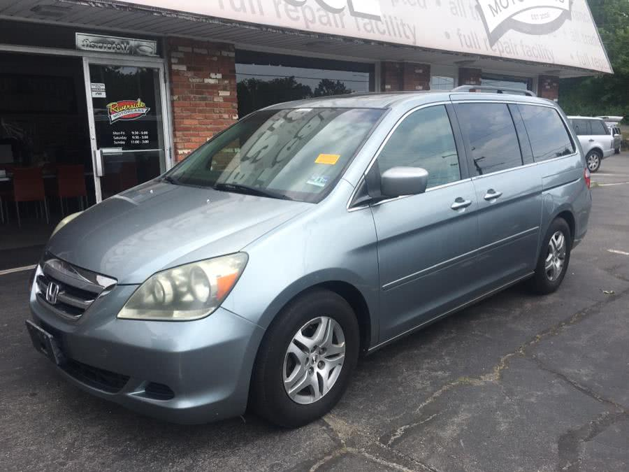 Used 2005 Honda Odyssey in Naugatuck, Connecticut | Riverside Motorcars, LLC. Naugatuck, Connecticut