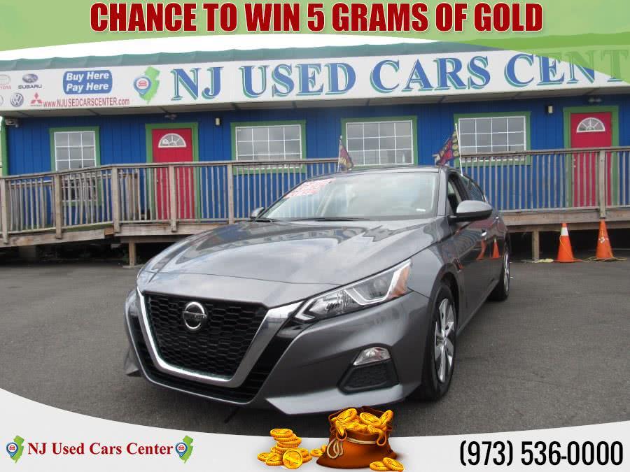 Used 2019 Nissan Altima in Irvington, New Jersey | NJ Used Cars Center. Irvington, New Jersey