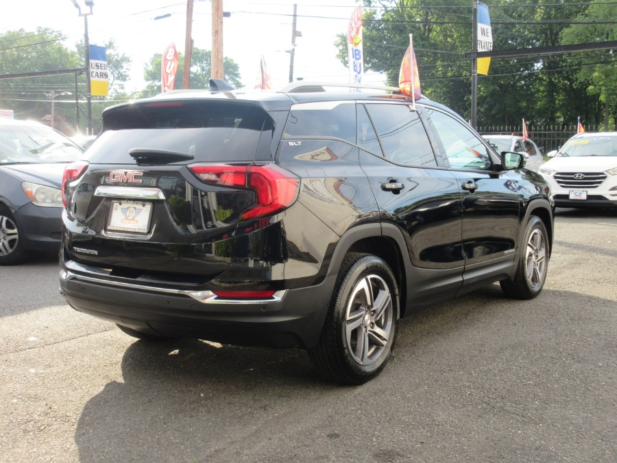 Used GMC Terrain FWD 4dr SLT 2018   Route 27 Auto Mall. Linden, New Jersey